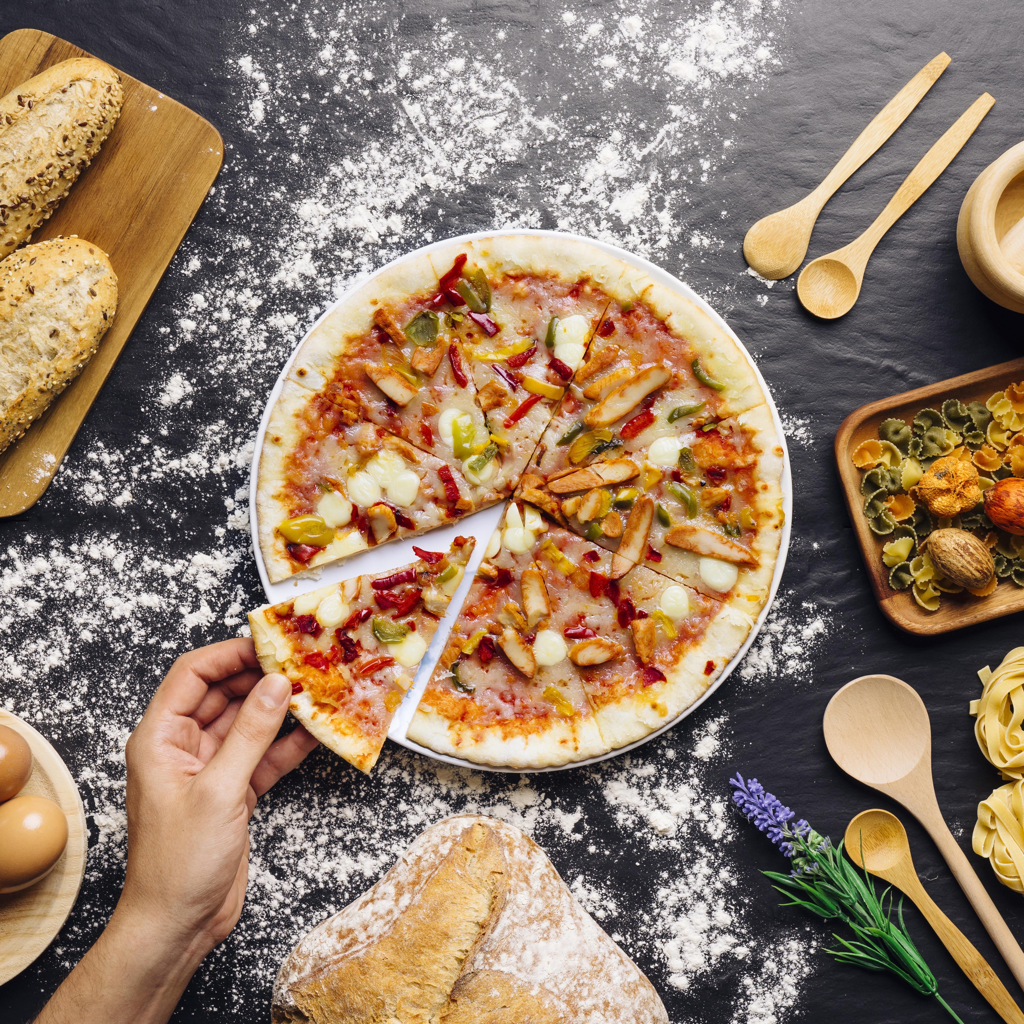 Sabores Itialianos - Springfield Pizza Gourmet en Álamos Norte